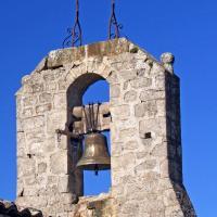clocher église de Cluac