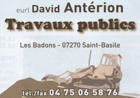 Anterion David