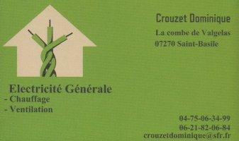 Crouzet dominique